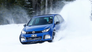 KL Racing-VW Golf R, Frontansicht