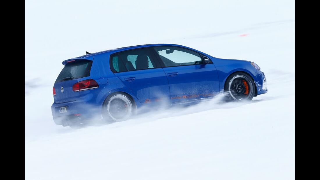 KL Racing-VW Golf R, Seitenansicht