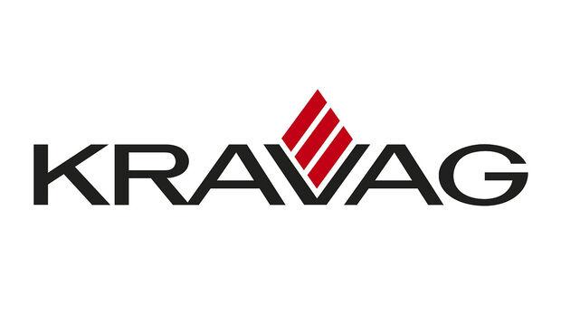KRAVAG Logo, 2021