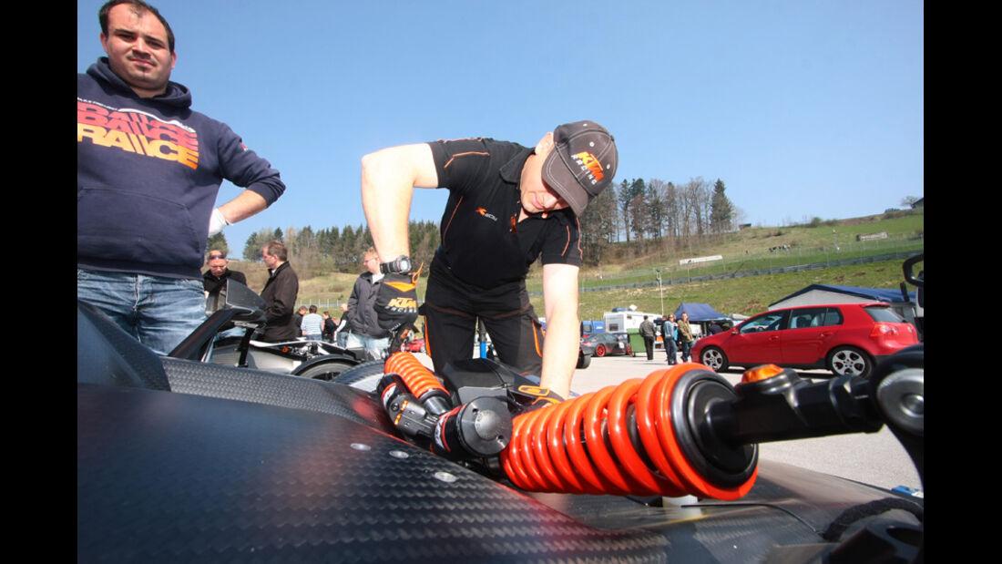 KTM-X-Bow Battle
