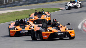 KTM-X-Bow Battle