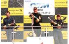 KTM-X-Bow Battle, Platzierung, Reini Kofler, Marko Klein, Raphael Sperrer