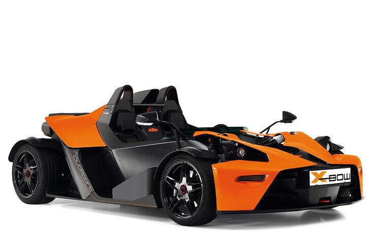 KTM X-Bow Clubsport