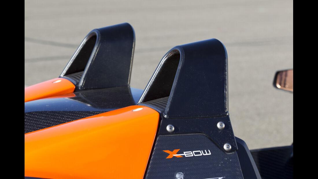 KTM X-Bow, Detail