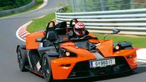 KTM X-Bow, Frontansicht