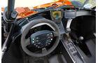 KTM X-Bow GT, Cockpit, Lenkrad