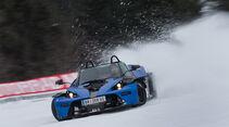 KTM X-Bow GT, Frontansicht