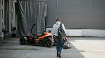 KTM X-Bow GT, Heckansicht, Jens Dralle