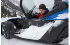 KTM X-Bow GT, Radkasten
