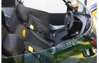 KTM X-Bow GT, Sitze