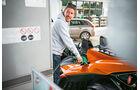 KTM X-Bow GT, Tanstelle
