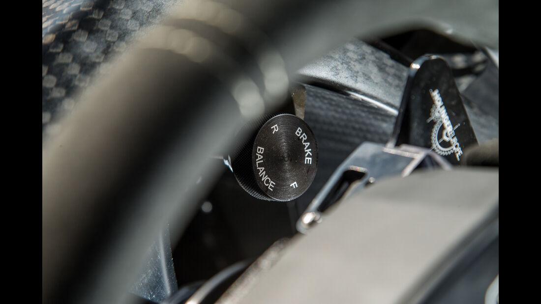 KTM X-Bow GT4, Bremsbalance