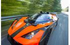 KTM X-Bow GT4, Frontansicht