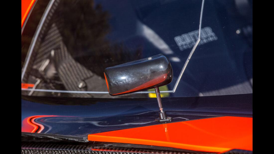 KTM X-Bow GT4, Seitenspiegel