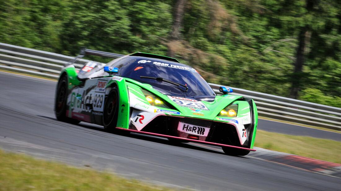 KTM X-Bow GT4 - Startnummer #929 - Teichmann Racing - CupX - NLS 2020 - Langstreckenmeisterschaft - Nürburgring - Nordschleife