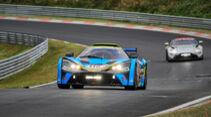 KTM X-Bow GT4 - Teichmann Racing Startnummer #110 - 24h-Rennen - Nürburgring - Nordschleife - Donnerstag - 24. September 2020