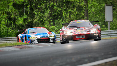 KTM X-Bow GTX  - Startnummer 112 - 24h Rennen Nürburgring - Nürburgring-Nordschleife - 3. Juni 2021