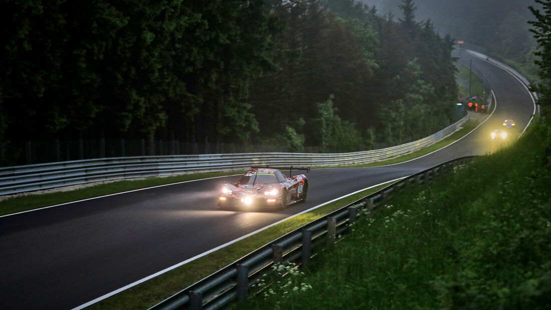 KTM X-Bow GTX - Teichmann Racing - Startnummer #112 - 24h-Rennen Nürburgring - Nürburgring-Nordschleife - 5. Juni 2021