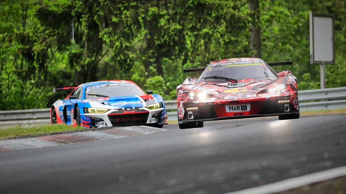KTM X-Bow GTX - Teichmann Racing - Startnummer #112 - Klasse: Cup X - 24h-Rennen - Nürburgring - Nordschleife - 03. - 06. Juni 2021