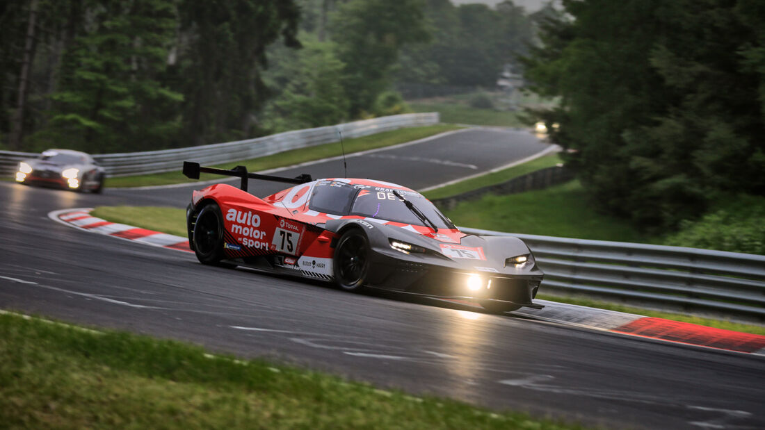 KTM X-Bow GTX - auto motor und sport TRUE RACING - Startnummer #75 - 24h-Rennen Nürburgring - Nürburgring-Nordschleife - 5. Juni 2021