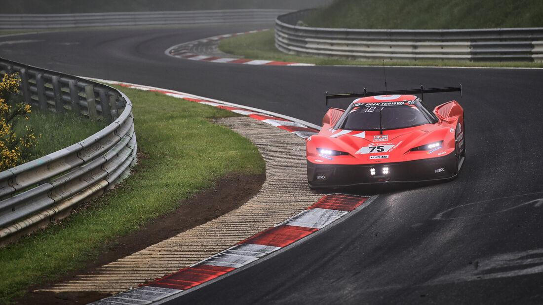 KTM X-Bow GTX - auto motor und sport TRUE RACING - Startnummer #75 - 24h-Rennen Nürburgring - Nürburgring-Nordschleife - 6. Juni 2021