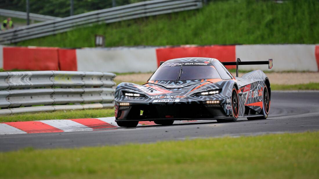 KTM X-Bow GTX - mcchip-dkr - Startnummer #115 - Klasse: Cup X - 24h-Rennen - Nürburgring - Nordschleife - 03. - 06. Juni 2021