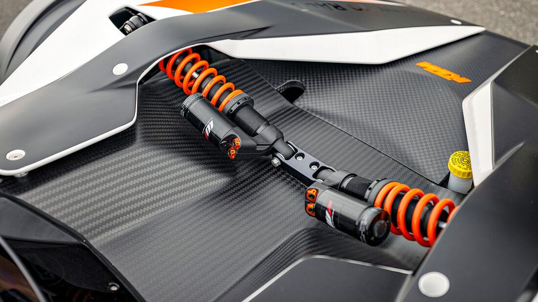 KTM X-Bow R, Exterieur