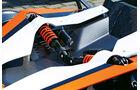 KTM X-Bow R, Feder