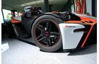 KTM X-Bow R, Rad, Felge