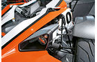 KTM X-Bow R, Radaufhängung