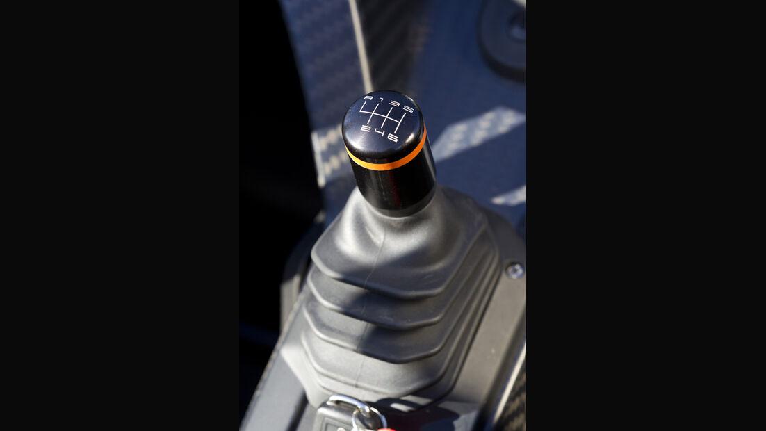 KTM X-Bow, Schaltknauf