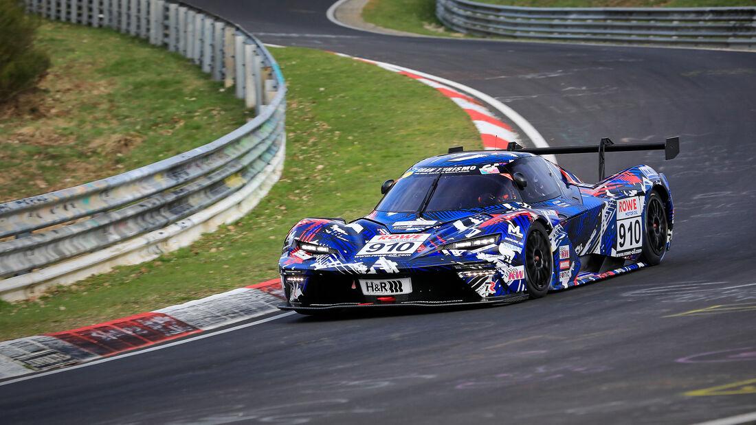 KTM x-Bow GTX - Startnummer #910 - Teichmann Racing - CupX - NLS 2021 - Langstreckenmeisterschaft - Nürburgring - Nordschleife