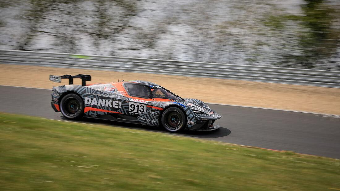 KTM x-Bow GTX - Startnummer #913 - Teichmann Racing - CupX - NLS 2021 - Langstreckenmeisterschaft - Nürburgring - Nordschleife