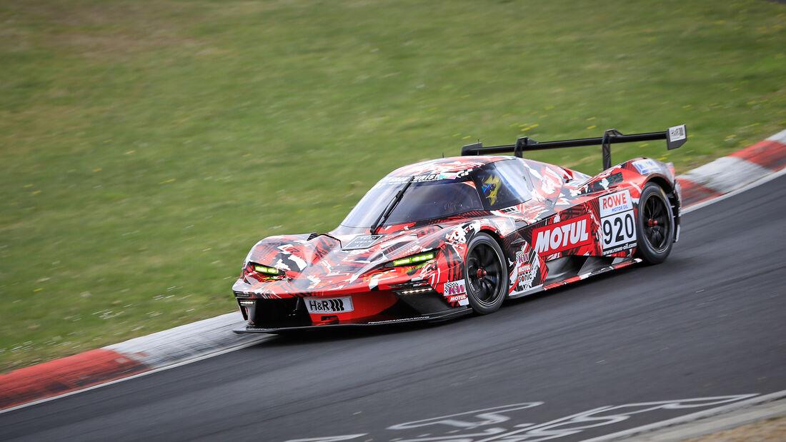 KTM x-Bow GTX - Startnummer #920 - Teichmann Racing - CupX - NLS 2021 - Langstreckenmeisterschaft - Nürburgring - Nordschleife