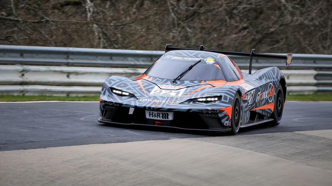 KTM x-Bow GTX - Startnummer #921 - CupX - NLS 2021 - Langstreckenmeisterschaft - Nürburgring - Nordschleife