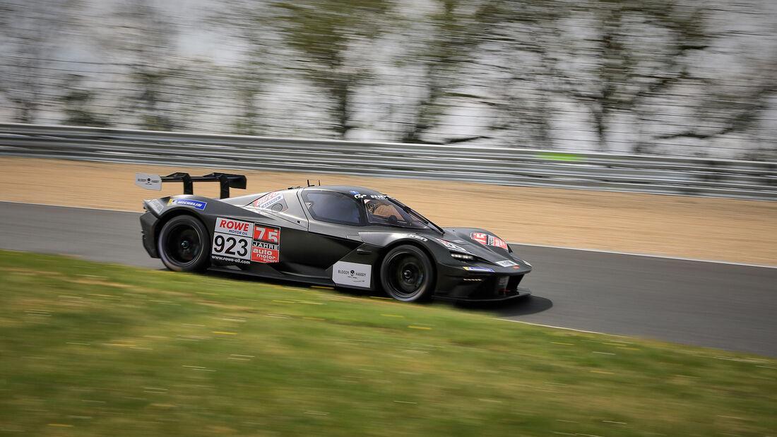 KTM x-Bow GTX - Startnummer #923 - True Racing - CupX - NLS 2021 - Langstreckenmeisterschaft - Nürburgring - Nordschleife