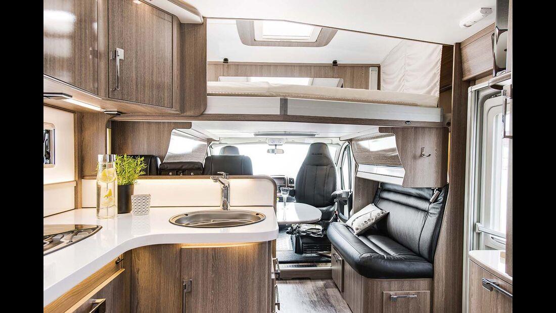 Kabe Reisemobile, Caravan Salon 2016