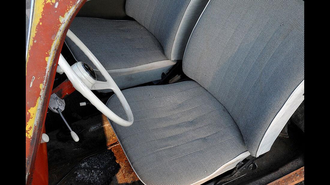 Käfer-Sitze