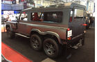 Kahn Design Flying Huntsman 6x6 Concept, Autosalon Genf 2015