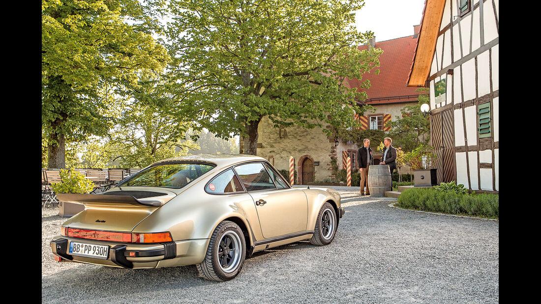 Kaiserstuhl, Porsche 911 Turbo