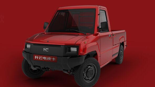Kaiyun Motors Pickman Elektro-Pickup