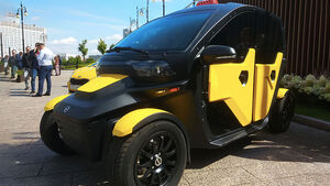 Kalaschnikow Ovum UV-4 Taxi
