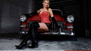 Kalender 2011 Girls and legendary US-Cars
