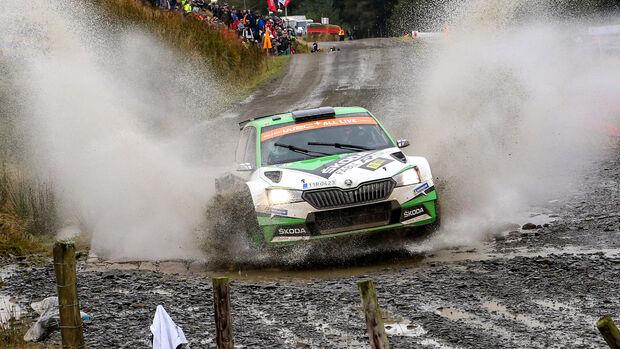 Kalle Rovanperä - Rallye Wales 2019