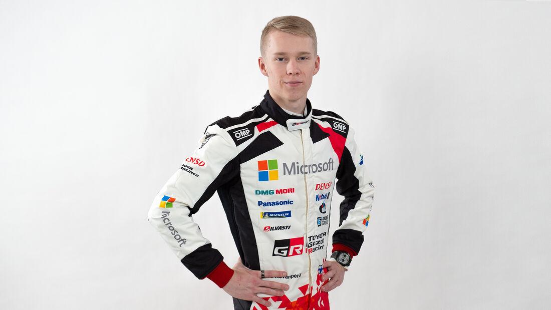 Kalle Rovanperä - Toyota - Rallye-WM - 2020