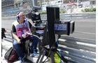 Kameramann - Formel 1 - GP Monaco - 27. Mai 2016