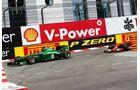 Kamui Kobayashi - Caterham  - Formel 1 - GP Monaco - 25. Mai 2014