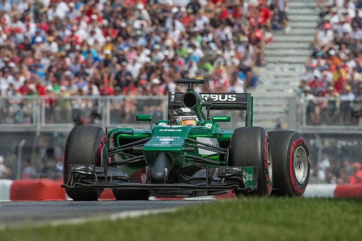 Kamui Kobayashi - Danis Bilderkiste - GP Kanada 2014