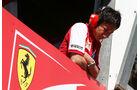 Kamui Kobayashi - Ferrari - Formel 1 - GP Monaco - 23. Mai 2013