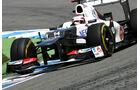 Kamui Kobayashi Formel 1 2012